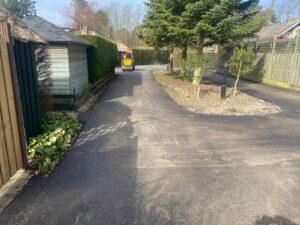asfalteren ouddorp