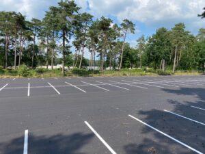 Parkeertplaats henschotermeer nieuw